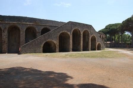 pompeii's amphitheatre